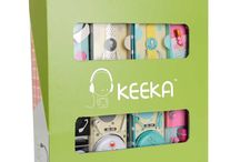 Keeka Tote / Fundraising 3.0!  Instead of the same, tired fundraising merchandise like candy, magazines and cookies, Keeka offers fun, fashionable earphones at a great price. They are products your friends, family and coworkers will actually want and use!