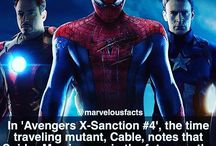 Marvel Facts