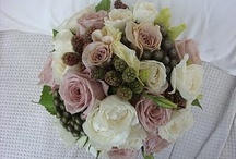Danielle & Michael / May 2014 dirty/dusty pink roses