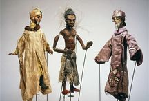 History of Puppets / Wonderful puppetry form the past
