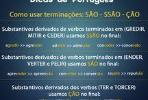 Regras do português