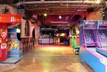 Bar + Arcade