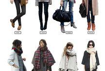 scarfs style