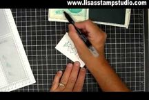 Stamp technique videos and tutorials