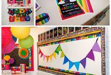 Rainbow class theme
