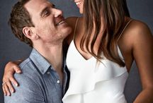 Vikassy / Mr. and Mrs. Fassbender. Michael Fassbender and Alicia Vikander are married. I love this couple!  Long live to their marriage! Now I want their babies to come!