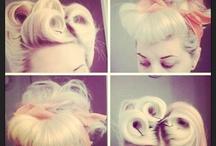 Rockabilly / Hair, makeup, fashion,  inspiration, I see it, I like it, I want it!!