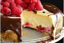 •Cheesecake