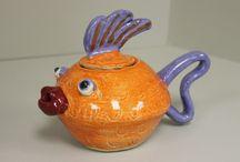 чайник-рыба