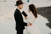 Elopement Planning, Ideas + Tips / If you're feeling lost, check out these ideas and tips for planning your dream elopement!