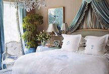 Bedrooms / by Sharon Ross