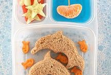 fun kid food / by Angela Nichols