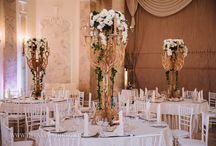 TW - Декор зала / Декор зала для свадебных торжеств от Tiffany Wedding