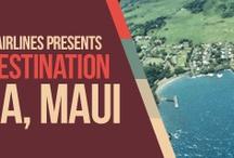 Visit Maui / by Hike Maui