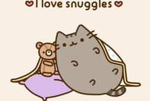 my love of pusheen is probably unhealthy