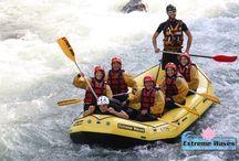 Extreme Waves Rafting 18 Agosto 2014