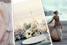 """The LANE / Delphine Manivet Dress Giveaway"" / Wedding divine style"