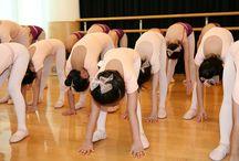 Ballet teaching tips