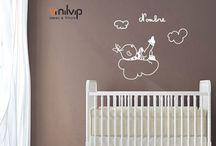 Vinilos infantiles Niña / Decora tu cuarto infantil con vinilos especiales para niña de Vinilvip. Descubre todos los personajes. https://vinilvip.es/es/