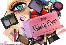 MakeUp Eraser / by Jeannette Coffey