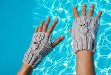 Mes créations - Tricot - / Découvrez mes créations au tricot...  www.carofoliz.com
