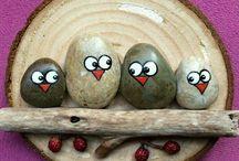 stenskulpturer