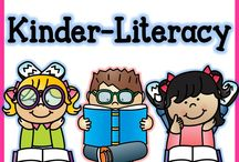 Kinder-Literacy / This is a place to share all of your FAVORITE Literacy ideas for the grade-level we adore so much.. KINDERGARTEN! Feel free to post paid items but keep it at a ONE FREE to TWO PAID products per day ONLY. To join this board, simply follow my profile and comment on any of my Pins. Happy Kinder-Pinning!