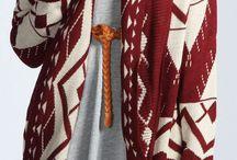 Clothes / Woolen