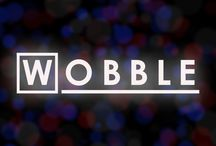 Wobble / My grandkids know me as Grandad Wobble, so from time to time I make myself a new Facebook picture based on type or the logo of something I, or we, like. / by Eric 'TipSquirrel' Renno