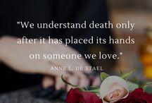 Funeral and Memorials