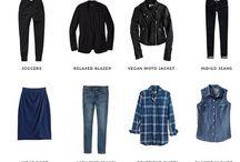 Minimalist Wardrobe / Minimalism