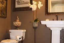 Ideas for the Bathroom / by Corianne Roberts