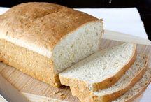 Breads / by Alyssa O'Meara