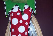 Door Hangers - Christmas