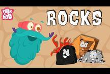 Kindergarten Geology