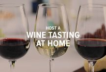 Host a Wine Tasting / Bring your wine-loving friends together for a casual and fun wine tasting at your home. Take your guests on a tour of Europe through Spain, Italy, and France. Or perhaps you'd prefer to host a local tasting featuring the wines of Nova Scotia. All you need is an assortment of different wines and a selection of hors d'oeuvres to pair with them.