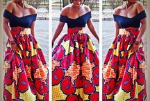 Cosmopolitan Afro Fashion that Works / Fashion that can be worn everyday for work & play
