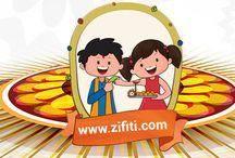 Zifiti announces launch of Rakhi packages for free delivery in the U.S.