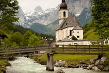 Lovely Places in Bavaria / Germany / Some of the best places to visit in Bavaria!