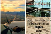 Travel Hacking / How to use credit card points for close to free airfare and luxury resorts
