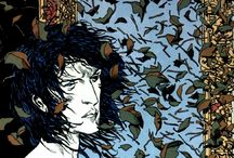 Drawings by Barry Windsor-Smith