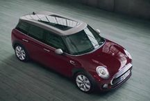 Fly over the new MINI #Clubman for a glimpse at its striking fin antenna and sunroof. #GoWithYourGut