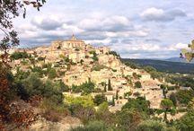 Travel destinations France / Places I love