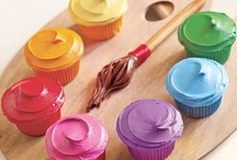 Party idea - Artist / Just ideas for an ART PARTY, not in a Partylicious Box