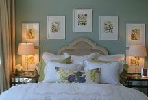 GUEST BEDROOM / by Erin Carroll @ Blue-Eyed Bride