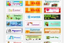 {Classroom} Labels for Supplies & Bins