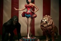Circus / Photo shoot inspiration