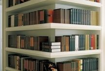 Bookshelves & Libraries