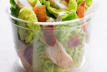 Chez Pierre, Salade