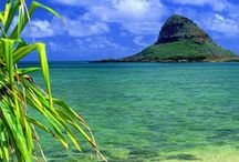 Honeymoon Destinations - North America / secluded, beautiful, different and romantic destinations in North America
